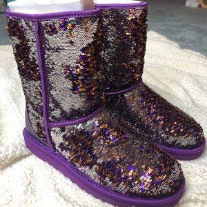UGG Sequin Women's Boots